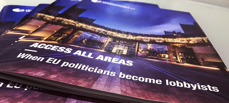 The High Authority takes part in a conference on revolving doors in the European institutions