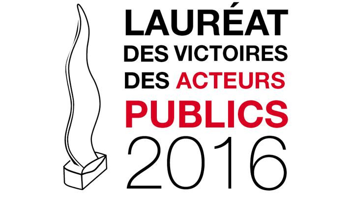 La Haute Autorité récompensée aux Victoires des Acteurs Publics