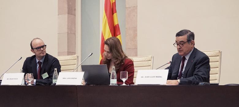 Le Président de la Haute Autorité participe à une conférence sur les conflits d'intérêts