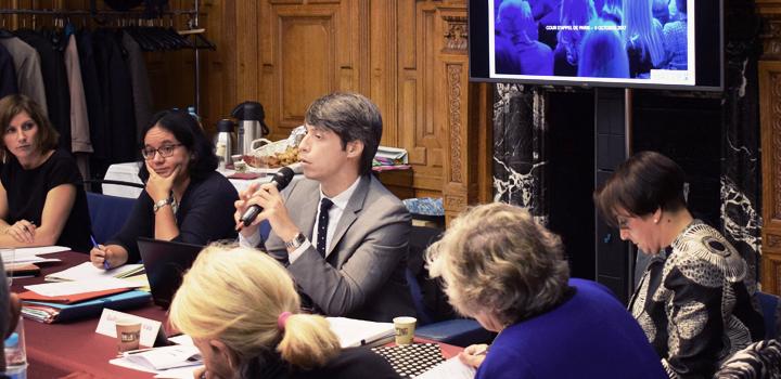 Cour d'appel de Paris : formation sur la déclaration d'intérêts des magistrats