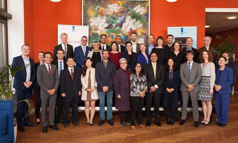 #OpenGov : la Haute Autorité participe à un atelier sur la confiance publique