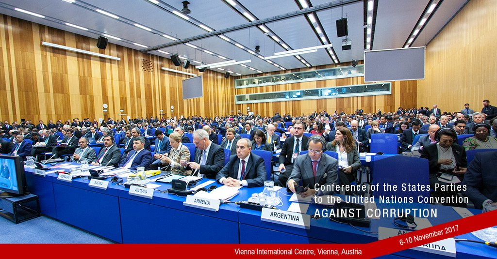 The High Authority invited to take part in the Conference of State parties to the United Nations Convention against corruption