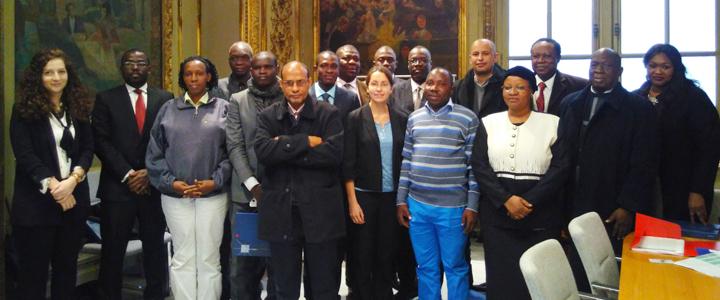 Des magistrats financiers étrangers en visite à la Haute Autorité