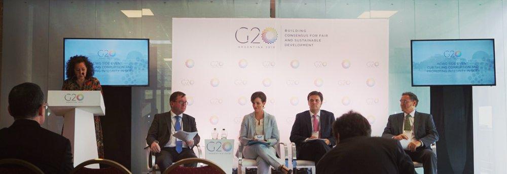 La Haute Autorité invitée à prendre part aux travaux du groupe anticorruption du G20