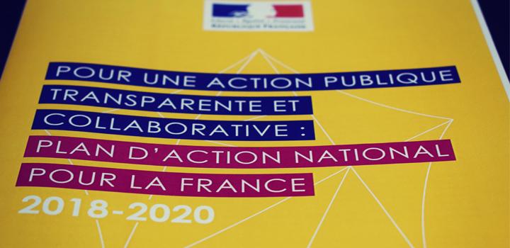 Plan OGP 2018-2020 : la Haute Autorité renforce son engagement en matière d'ouverture des données
