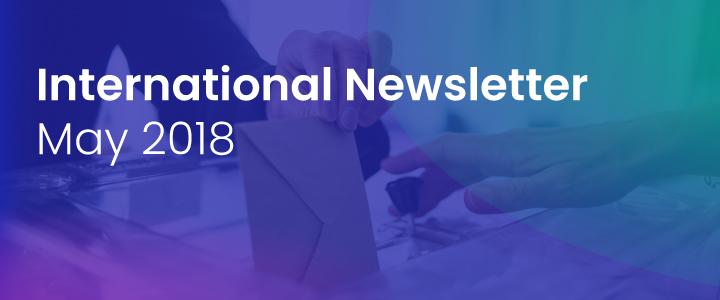 International Newsletter of the HATVP – May 2018