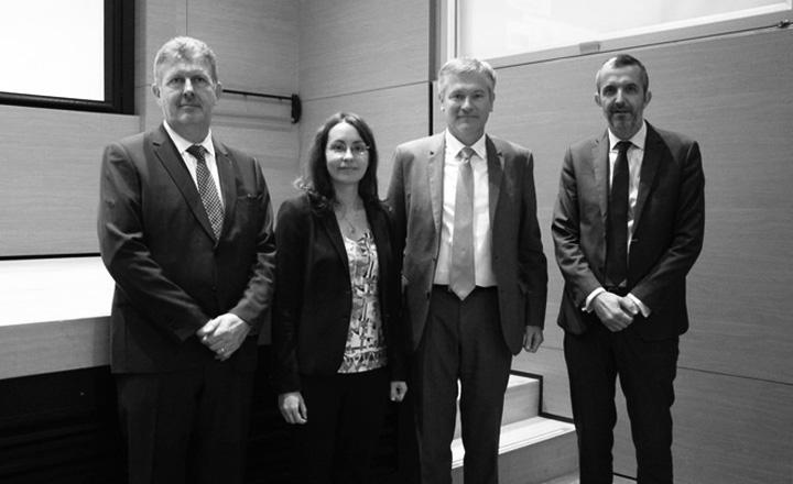 La Haute Autorité participe à la première journée franco-colombienne de lutte contre la corruption