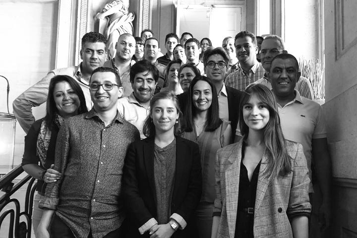La Haute Autorité intervient auprès de professionnels tunisiens en formation à Sciences Po Paris