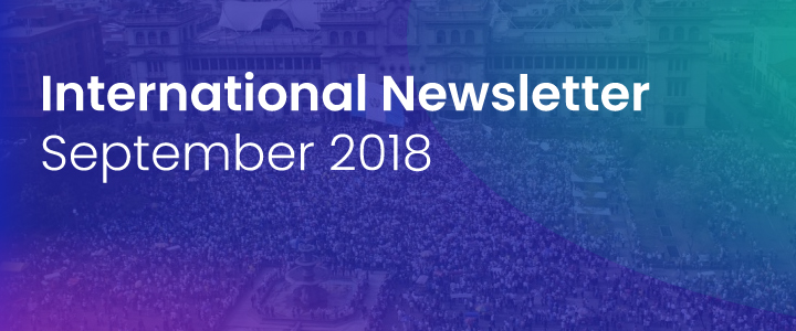 International newsletter of HATVP – September 2018