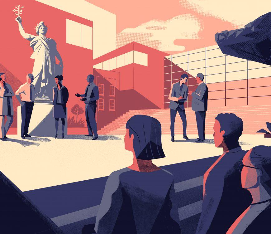 Espace juridique et déontologique