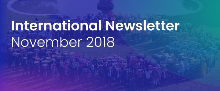 International Newsletter of HATVP – November 2018