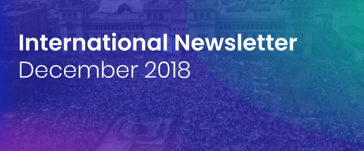 International Newsletter of HATVP – December 2018