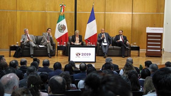 Intervention au séminaire Franco-Mexicain sur la déontologie et la transparence au service de l'intérêt général