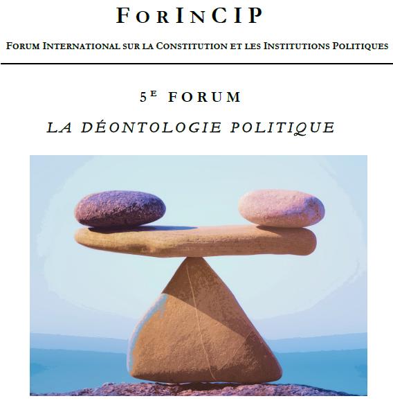 Intervention du Président au 5ème Forum international sur la Constitution et les institutions politiques à Lille