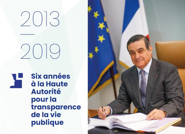 Bilan de fin de mandat : six années à la Haute Autorité