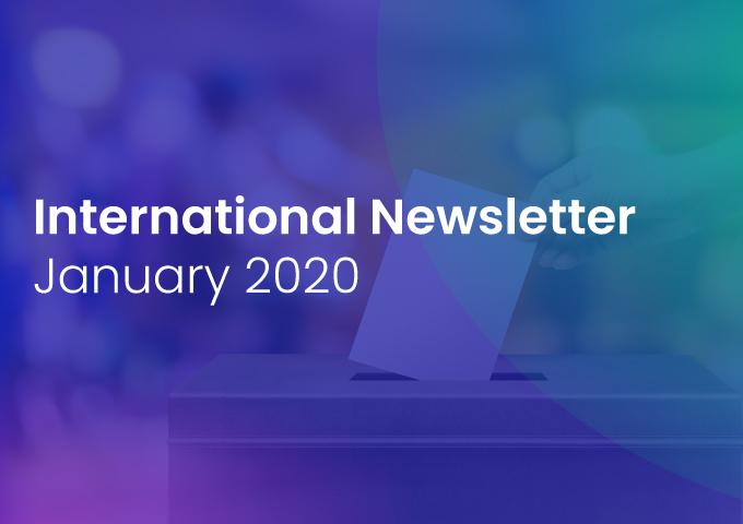 International Newsletter of HATVP – January 2020