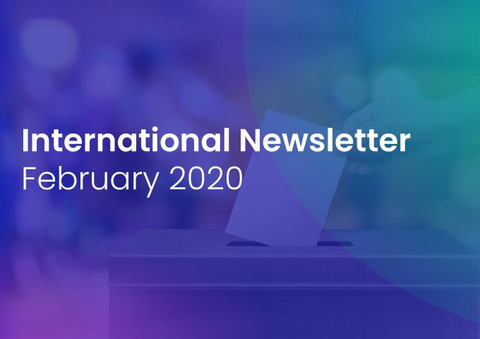 International Newsletter of HATVP – February 2020