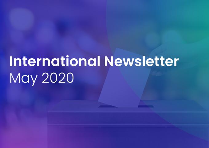 International Newsletter of HATVP – May 2020