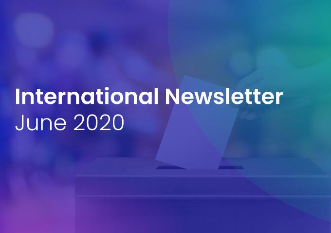 International Newsletter of HATVP – June 2020