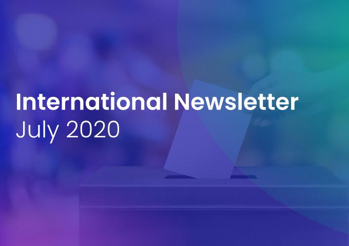 International Newsletter of HATVP – July 2020